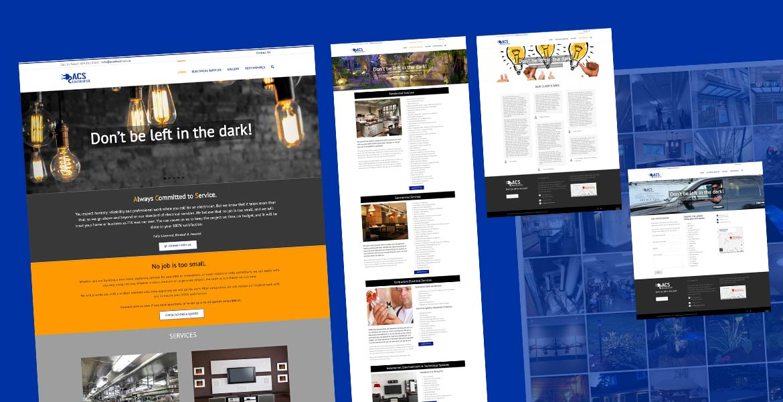 website design delta