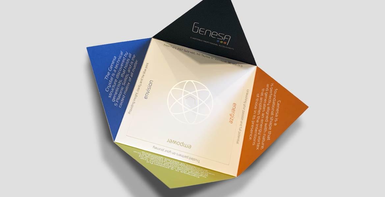 Genesa mailout marketing piece